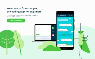 Grasshopper มือใหม่หัดเขียนโค้ดง่าย ๆ ผ่านแอป